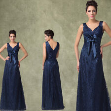 XMAS EVE VINTAGE Mother of the Bride Homecoming Party FORMAL Evening Prom Dress