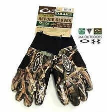 DRAKE Waterfowl Systems EST Refuge Gore-Tex Camo Gloves