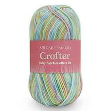Sirdar Snuggly Baby Crofter DK RRP £3.90 OUR PRICE £2.99