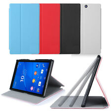 Multi Angle Matte Case Tempered Glass Film Pen For Sony Xperia Z3 Tablet Compact