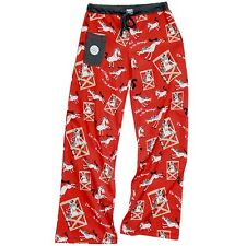 Lazy One Junior Yoga Pant Red Black White I'm Unstable In The Morning