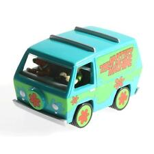 Voiture miniature de Scooby doo 1/50 la mystery machine Hotweels mattel