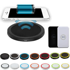 QI Wireless Charging Charger Pad for iPhone 6 Galaxy S4 S5 LG G2 G3 Nexus4/5/6