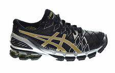 Asics Gel-Kinsei 5 Men's Running Fashion Shoes Black/Gold/Silver t3e4y-9094