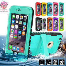 New Apple iPhone 6/6S & iPhone 6/6S PLUS Case Waterproof Shockproof iPhone Cover
