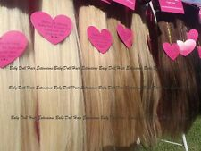 ��240g 180g 90g 100% HUMAN REMY CLIP IN HAIR EXTENSIONS 20 INCHES ��