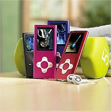 """Jamsonic 4GB Mp3 Video Player With 2.2"""" LCD Screen Camera Camcorder FM E-Reader"""
