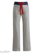 Joules Cora Pyjama Bottoms Lounge Pants - Autumn Winter 2014 (R) - Navy Stripe