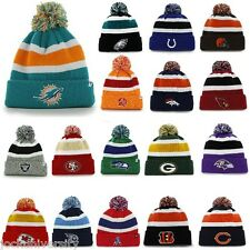NFL Teams - '47 Brand Breakaway Cuffed Knit Hat Cap - Choose Your Team