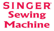 Singer sewing Machine manuals Series 14 and 15