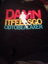 Lacrosse Clothing - Damn it feels so Good to be a Laxer
