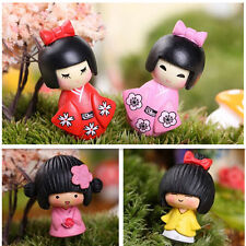 Cute Girls gardening crafts Micro Landscape DIY Plant Flower Pot Mini Deco New