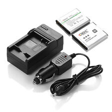 NP-BN1 N Type Battery + Charger For Sony Cybershot NPBN1
