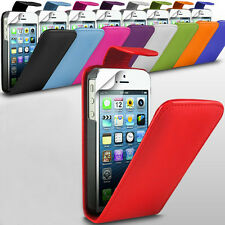 Top Flip PU Leather Case Cover For Various Vodafone Mobile Phone