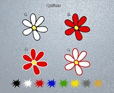 CAR STICKER PEGATINA DECAL VINYL Daisy Flower