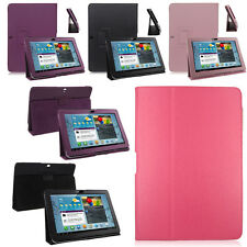Folio PU Leather Case Cover Stand for Samsung Galaxy Tab 2 10.1/7.0 Note 10.1