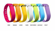 New Large Band Made for Fitbit Flex Bracelet Multi-color+ Clasp NO Tracker