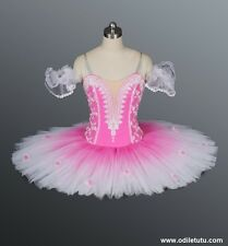 Professional Classical Ballet Tutu Pink Waltz of the Flower Dance Costume