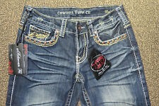 Women's Cowgirl Tuff Co Jeans *FREE SHIPPING* Don't Fence Me In WEST