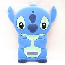 3D Stitch Lilo & Stitch cute lovely Silicone Soft Case Cover For MOBILE PHONES