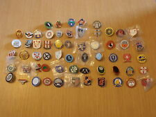 HUGE VARIETY OF NON LEAGUE FOOTBALL CLUBS PIN BADGES
