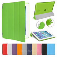 Ultra Thin Slim Magnetic Leather Smart Stand Cover for Apple iPad 3 & 2 & iPAD 4