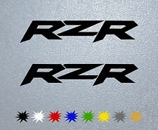 ATV STICKER VINYL RZR PEGATINA DECAL Quad, Snowmobile