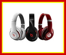 ★★★★★ NEW Genuine Beats by Dr Dre Studio 2.0 Over-Ear Headphones ★★★★★