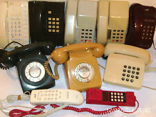 RETRO TELEPHONES   1960-90 rotary or push-button     click on the site to chose
