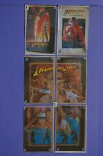 VINTAGE INDIANA JONES POSTERS  at LOW COST