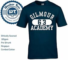 Gilmour Academy T Shirt as worn by David Gilmour of Pink Floyd.