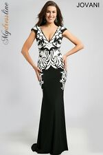 Jovani 99014 Prom Evening Dress ~LOWEST PRICE GUARANTEED~ NEW Authentic Gown