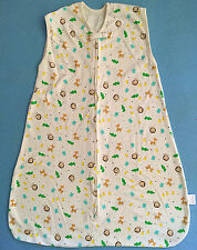 Baby Sleeping Bags Happy Zoo Suit To suit GIRLS or BOYS  Size 3-9mths NEW!