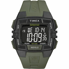 Timex Expedition Men's | Digital CAT Black Case Chronograph Timer Watch