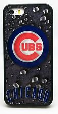 NEW CHICAGO CUBS MLB BASEBALL PHONE CASE FOR iPHONE 6 6 PLUS 5C 5 5S 4S COVER