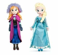 New store Frozen Elsa and anna disney princess Soft plush doll toy set UK seller