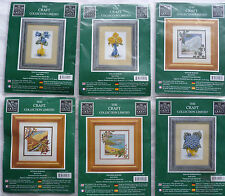 COUNTED CROSS STITCH KIT*FLOWERS*