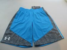 """Under Armour Boy's Flare II 9"""" Loose Fit Shorts M L XL NWT"""