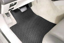 HEXOMAT - All-Weather Heavy Duty Floor Mats - Front Only - CUSTOM Fit -Older BMW