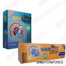Bake Bags odor blocking technology  conserve flavor & smell Turkey or Chicken