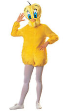 TWEETY BIRD LOONEY TUNES LICENSED ADULT WOMENS FANCY DRESS HALLOWEEN COSTUME