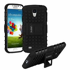 Duzign Sentinel Snap On Dual Layer TPU Kickstand Case Samsung Galaxy S4 i9500 IV