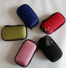 1PC High Quality bag pouch storage for earphones in-ear headphones ear buds case