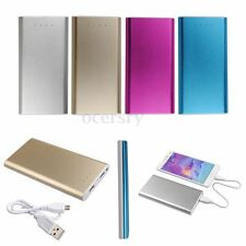 30000MAH PORTATIL BATERIA EXTERNA CARGADOR POWER BANK V8 USB CABLE PARA TABLET