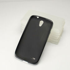 New Fashion Skin Protector TPU Rubberized Back Cover Case for Huawei Ascend G610