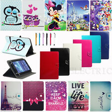 "For 7"" 10'' 10.1""inch Android Tablet PC MID Universal Case Stand Cover Cool"