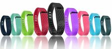Replacement Wrist Band w/ Clasp For Fitbit Flex Bracelet Small Large No Tracker