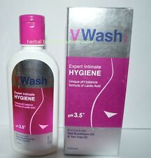 VAGINAL WASH PREVENTS YEAST VAGINITS DISCHARGE FOUL SMELL 100ml