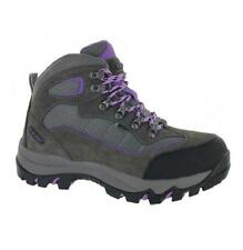 New Hi-Tec Women's Skamania Mid Waterproof Hiking Boots All Colors and Sizes Fre
