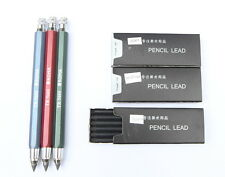 5.6mm  Mechanical Sketching Pencil With  Charcoal Pencil Lead Drawing Set